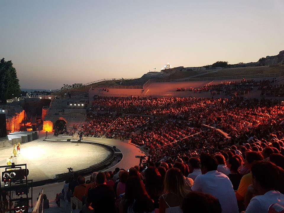 SIRACUSA con spettacolo al TEATRO GRECO – 9/12 MAGGIO 2020 – 4gg